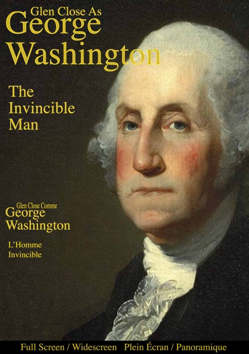 GW Dvd Cover 492x700 Photoshop Graphics George Washington Dr Steel