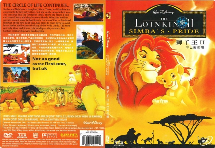 bootleg loin 700x483 Amusing Chinese DVD Bootlegs wtf star wars Movies