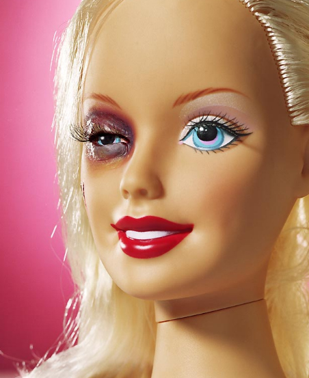 Jill Greenberg Abused Barbie