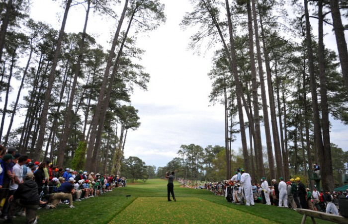 880787 700x451 TIGER AT THE MASTERS : DAY 1 wtf Sports