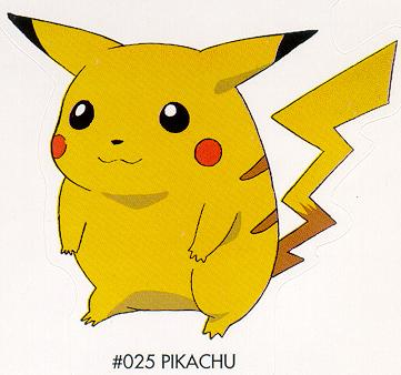 pikachu old vs new