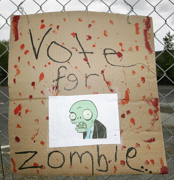 vote for zombies