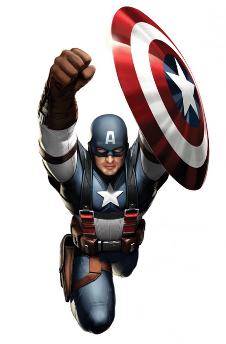 capam2 460x700 Captain America movie WW2 costume design revealed