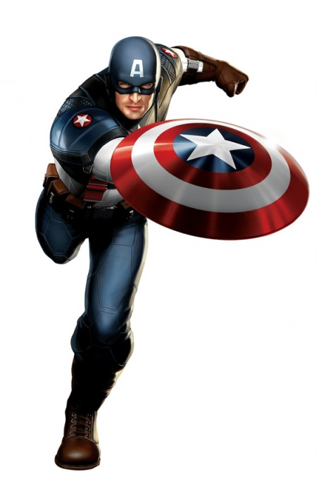capam4 453x700 Captain America movie WW2 costume design revealed