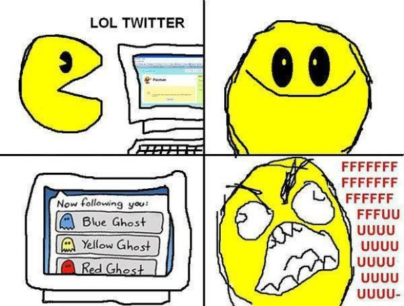 pacmantwitter PacMan on Twitter pacman Humor Gaming