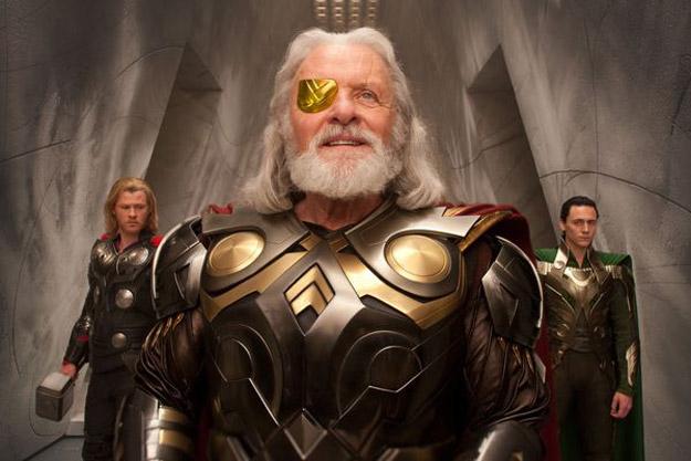 thorodinloki First look of Thor, Odin and Loki thor Movies Comic Books