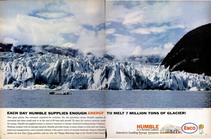 1962 exxon ad 700x461 1962 oil company advestisement