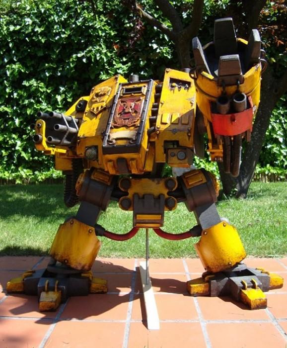 Warhammer 40,000 Dreadnought Casemod