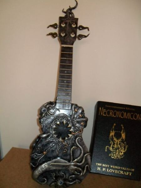 ukulele of the undead