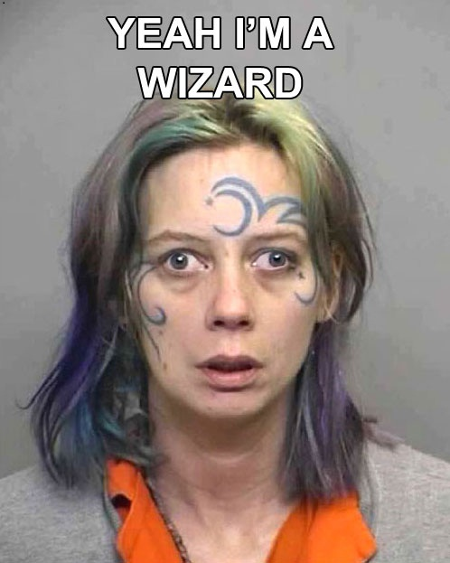 wizard Im a Wizard Humor