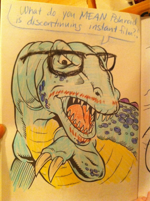 dino hipster4 Hipster Dinosaurs wtf Humor
