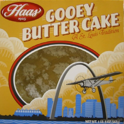 GooeyButterCake Edible Reasons Why I Love Where I Live Food Awesome Things