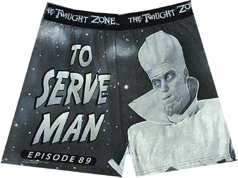 ea71a252 to serve man Television Humor