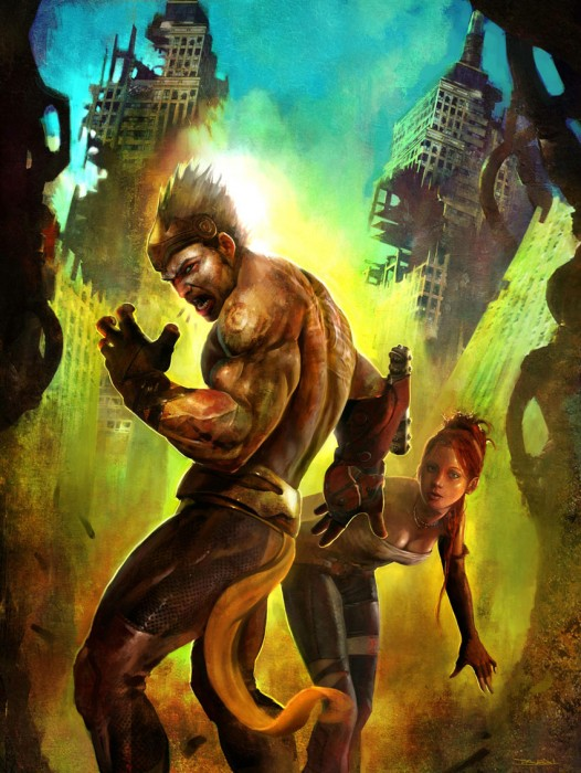 ens cover concept1 526x700 Enslaved Odyssey to the West Gaming