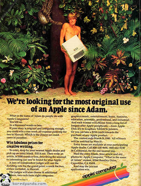adam apple ad Adam Apple Ad