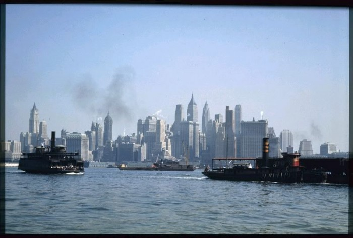 Cush204112 NY Manhattan Skyline 700x472 Great Depression Photos Technology
