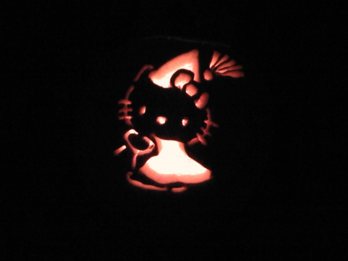 hello kitty pumpkin.jpg (145 KB)