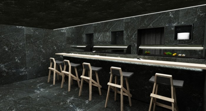 toritori02 700x378 Tori Tori Japanese Restaurant   Mexico City Awesome Things architecture