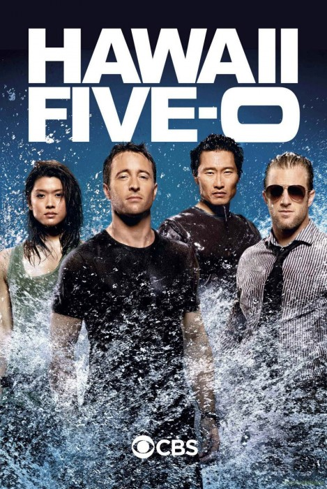 serieposter Hawaii 5 0 2010 469x700 Hawaii Five O