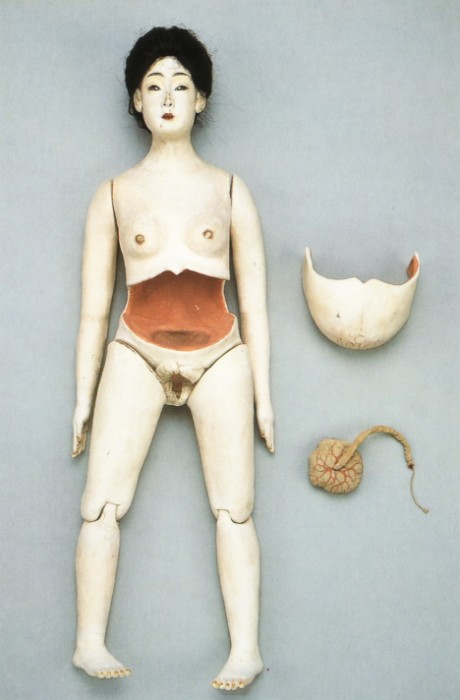 3pregnant doll 3 small 460x700 18th Century Pregnant Dolls, et al. Science! Awesome Things