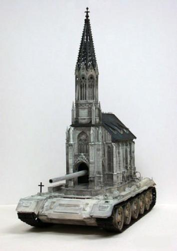 churchtank.thumbnail Church Tank wtf Religion Military Humor