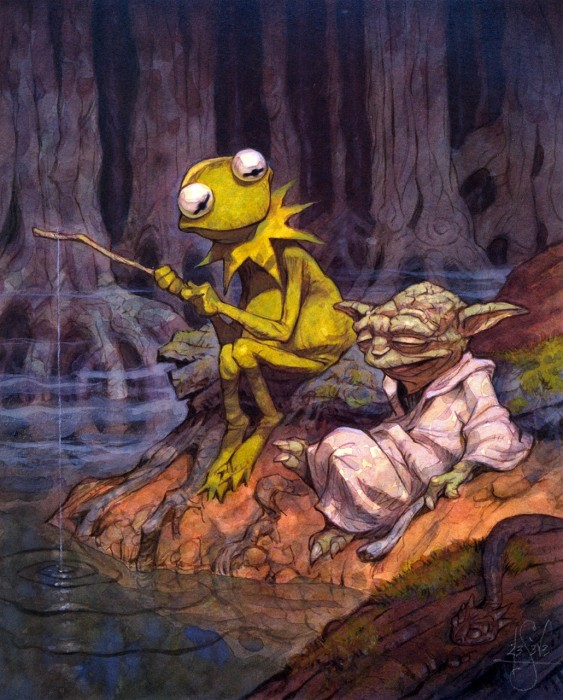 The-Dagobah-Connection-by-Peter-de-Seve-kermit-the-frog-yoda-star-wars.jpg (504 KB)