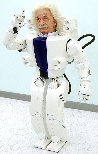382px Einstein Hubo Einstein Robot wtf robots Albert Einstein