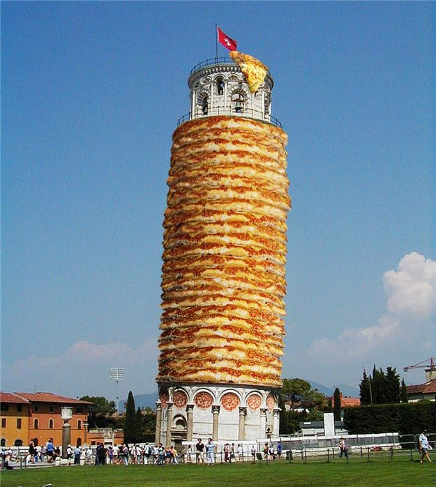 The Famous Leaning Tower of Pizza.jpg (147 KB)