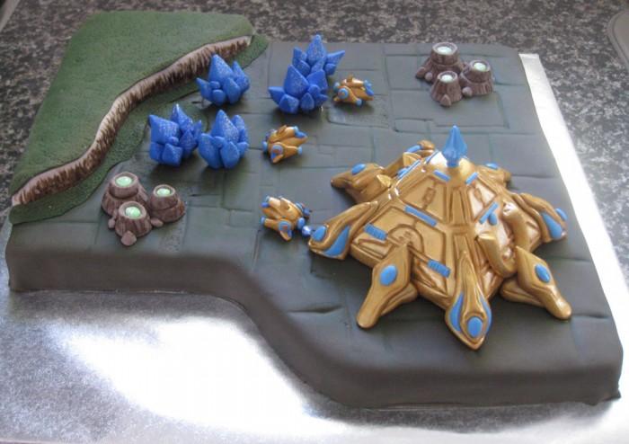 tumblr le8ap5LUWJ1qb5gkjo1 1280 700x494 Toss cake starcraft Gaming Food