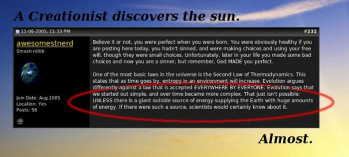 creationistsun 700x315 a creationist discovers the sun