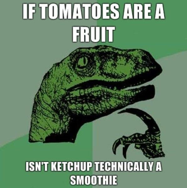 ketchup Ketchup philosoraptor Humor Food