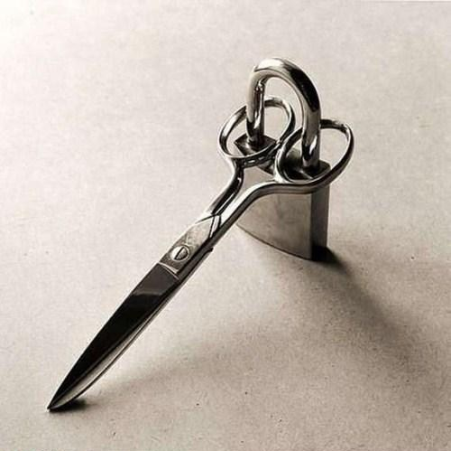 job fails lock up your valuables Get yer own scissors wtf Humor