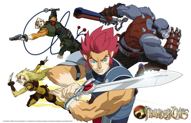 New Thundercats