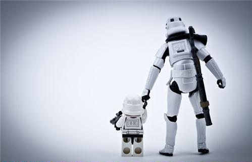 kF2fI Take your little trooper to work day star wars lego