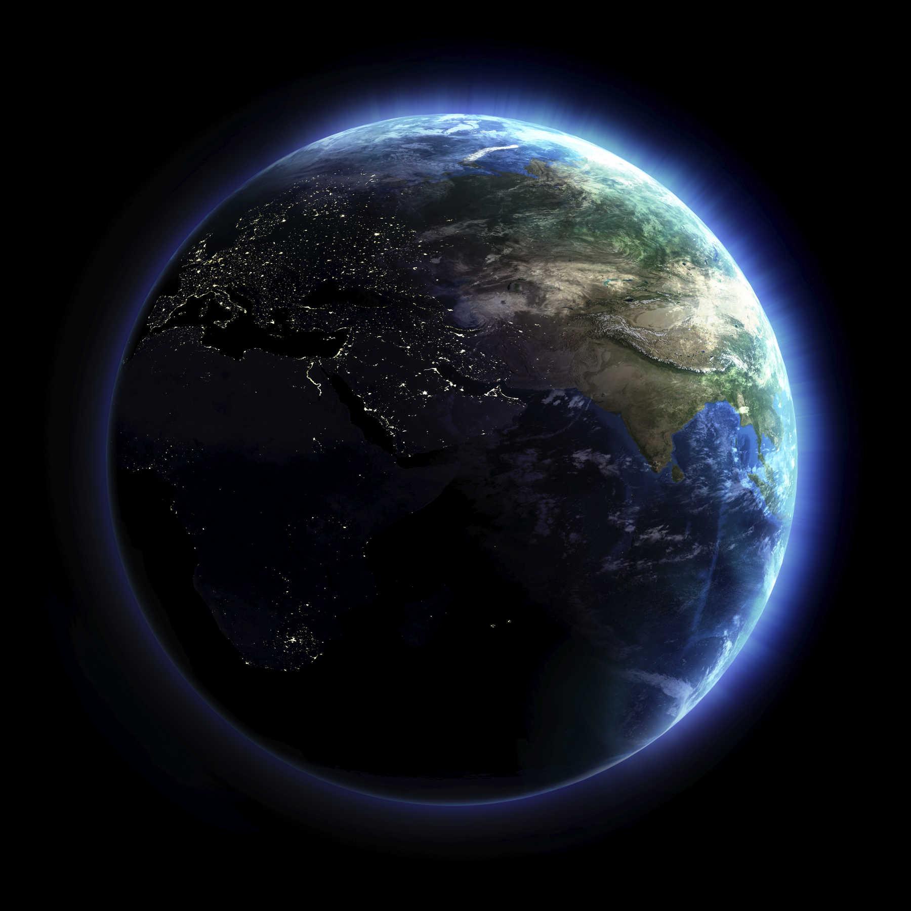 Земля с космоса фото земли из космоса