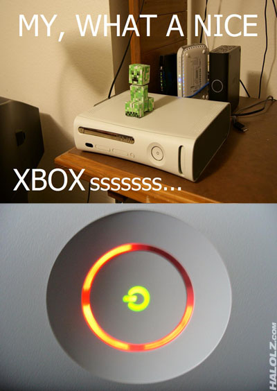 tumblr lfad0rGeBY1qepq1wo1 400 What a nice xboxssssss minecraft Humor Gaming