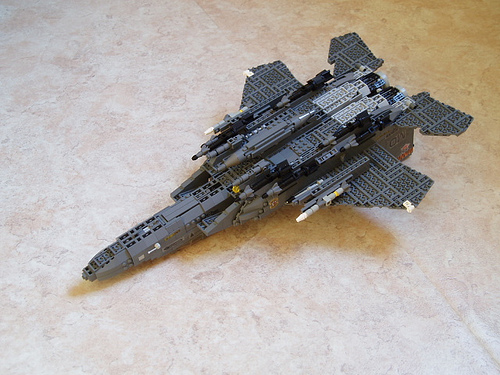 lego f 15e 2 from the Too Much Time on My Hands files lego airplanes