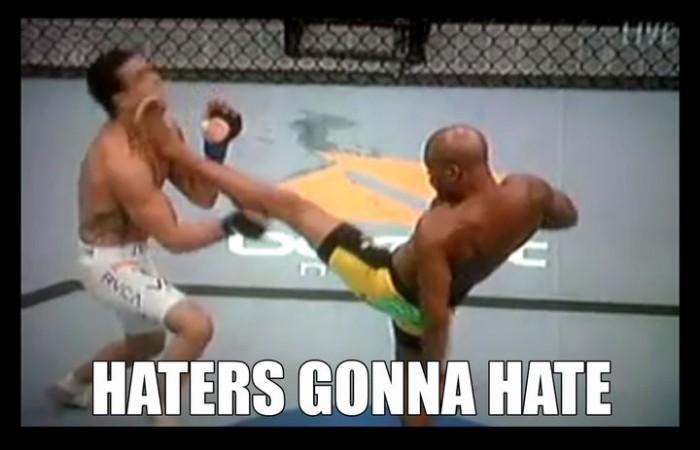 167371 10150397389870142 505410141 17168564 8101128 n 700x450 Haters gunna hate! Sports Humor