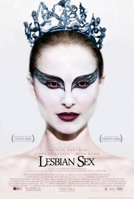 black swan funny poster 472x700 Movie Posters