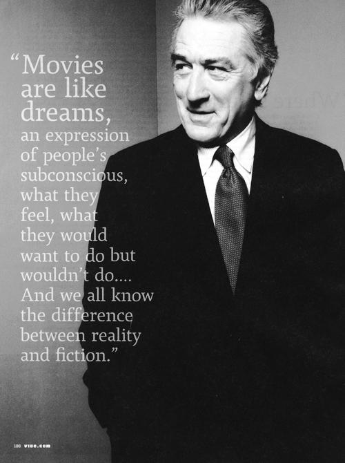 tumblr lg9g9ysmMv1qct2ido1 500 DeNiro on movies Robert Deniro Quotes Movies