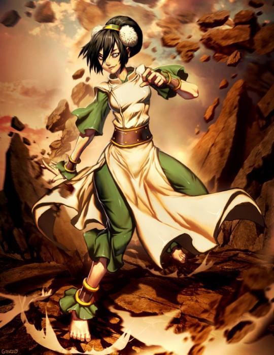 Avatar_Toph_Bei_Fong_by_GENZOMAN.jpg (162 KB)