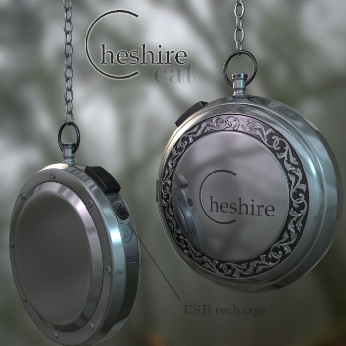 cheshire cat pocket watch design 3 700x700 Chesire Cat Pocket Watch