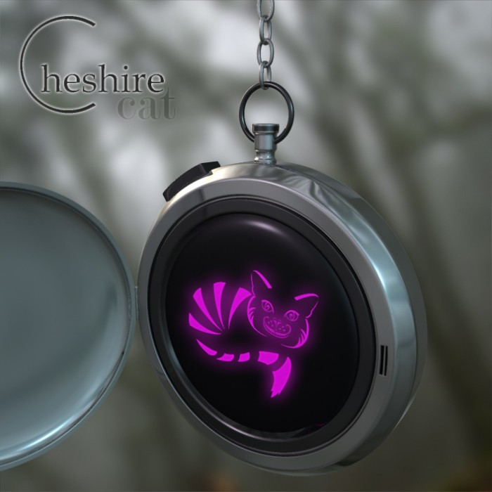 cheshire cat pocket watch design 4 700x700 Chesire Cat Pocket Watch