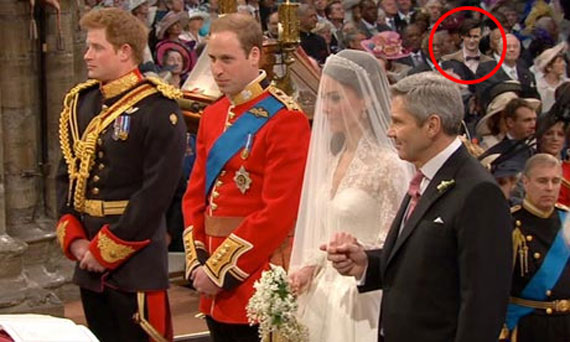 1304101516219 Lord of Time at a Royal Wedding Television Humor Fantasy   Science Fiction