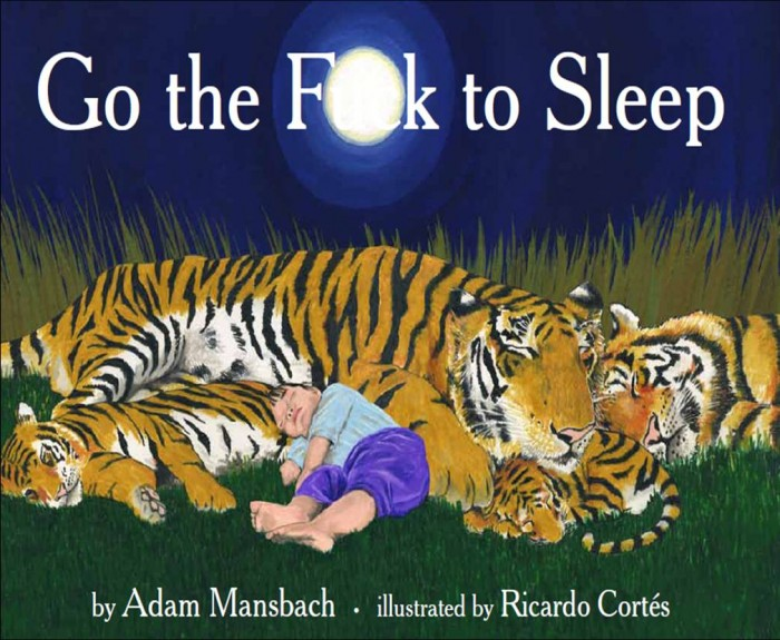 gtfts 700x575 go the fuck to sleep Humor Books