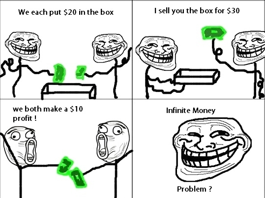 1305482668272 Infinite Money Humor