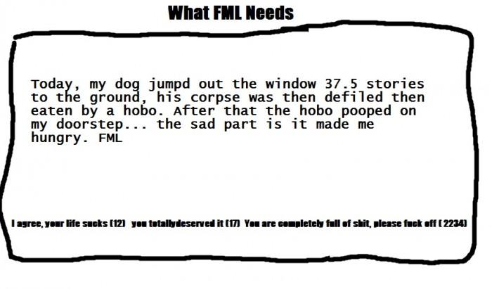 FML 700x411 What FML Needs