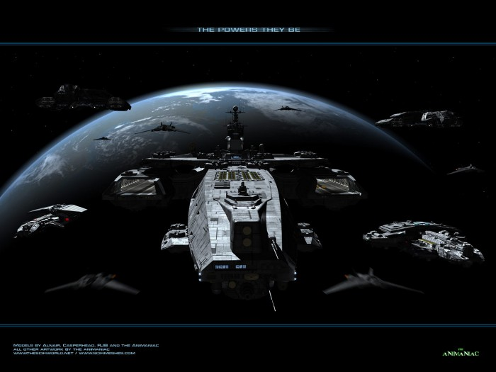 1227101915420 700x525 space fleet Wallpaper stargate Fantasy   Science Fiction