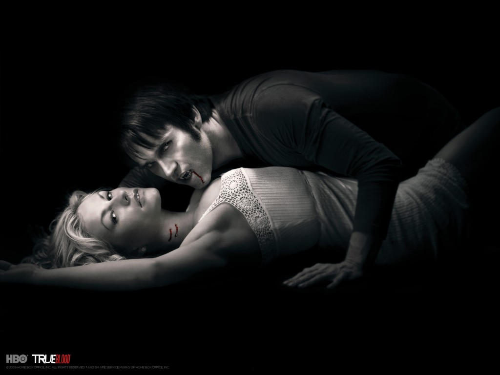 wallpaper sookie stackhouse bill compton bite 1600 1024x768 True Blood Season 4