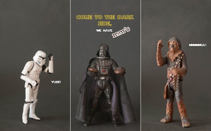 1307675457587 700x437 come the dark side Wallpaper Toys star wars Humor